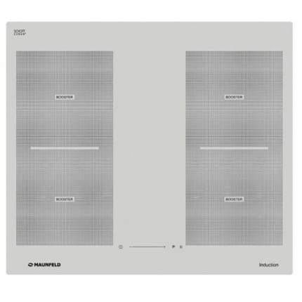 Встраиваемая электрическая панель Maunfeld MVI59.2FL-WH White
