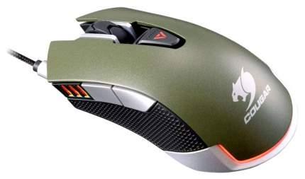 Проводная мышка Cougar 530M Green/Black