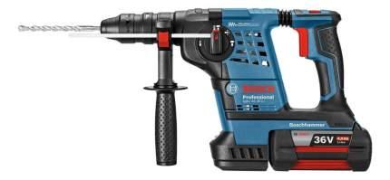 Аккумуляторный перфоратор Bosch GBH 36 VF-LI Plus 611907002