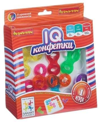 Логическая игра Bondibon IQ-Конфетки ВВ1353