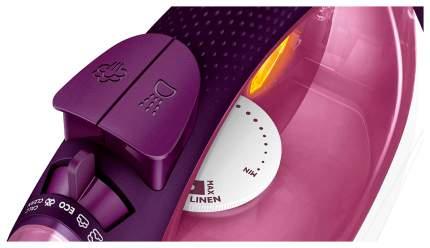 Утюг Philips Smooth Care GC3581/30 Pink/Purple