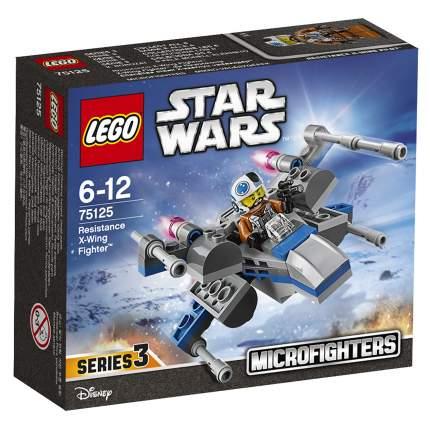 Конструктор LEGO Star Wars Истребитель Повстанцев (75125)