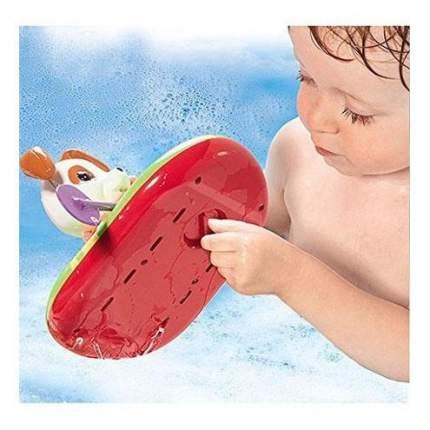 """Игрушка для ванны Tomy """"Щенок на лодке"""""""