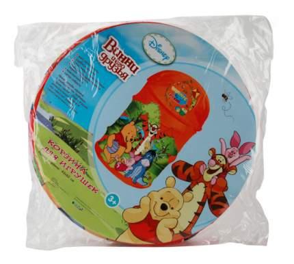 """Корзина для игрушек Играем Вместе """"Винни Disney"""" xdp-1799-r"""
