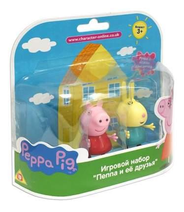 Фигурки Peppa Pig 28815 Свинка Пеппа и Ребекка