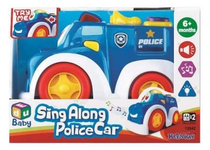 Веселая машинка Keenway Полиция
