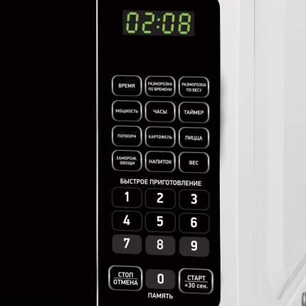 Микроволновая печь соло BBK 20MWS-726S/W white