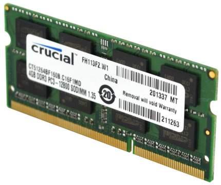 Оперативная память Crucial CT51264BF160B