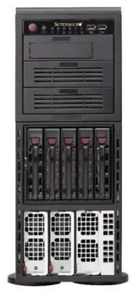 Сервер Supermicro AS-4042G-TRF AMD SR5690 Socket G34x4 DDR3х32 1400Вт
