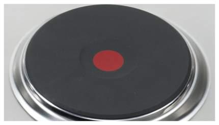 Встраиваемая варочная панель электрическая Delonghi I 23-1ER RUS Silver