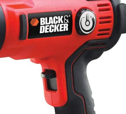 Фен строительный Black+Decker KX2200K-QS