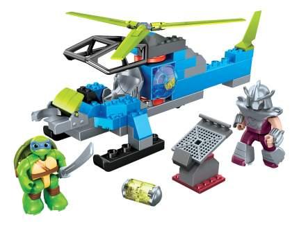 Конструктор пластиковый Mattel inc Mega Bloks Вертолет