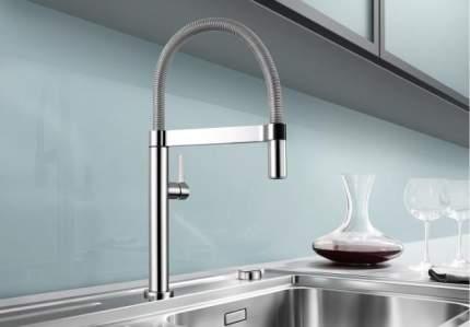 Смеситель для кухонной мойки Blanco CULINA-S 519844 нержавеющая сталь