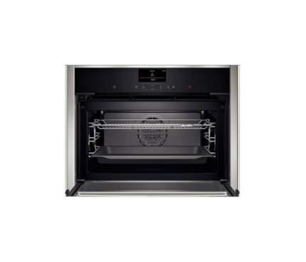 Встраиваемый электрический духовой шкаф Neff C17MS22N0 Silver