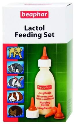 Бутылочка с соской для щенков и котят Beaphar Feeding Set, набор для вскармливания