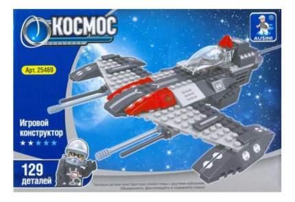 Конструктор Космический корабль 129 дет Г44468 Ausini