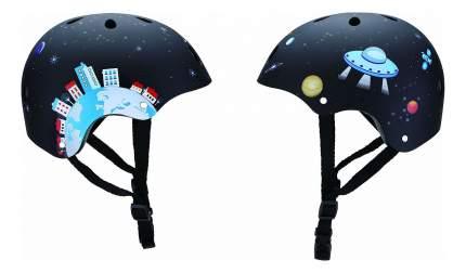 Шлем Globber Printed Junior XXS/XS черный
