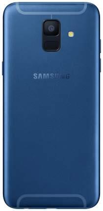 Смартфон Samsung Galaxy A6 SM-A600F/DS 32Gb Blue