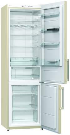 Холодильник Gorenje NRK 6201 GHC Beige