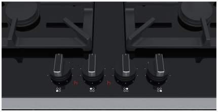 Встраиваемая варочная панель газовая Neff T 26TA49N0R Black