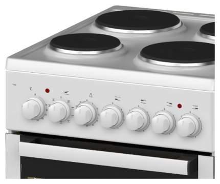 Электрическая плита Darina 1F 2419 W White