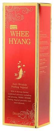 Пилинг для лица Deoproce Whee Hyang Anti-Wrinkle Peeling Vegetal 170 мл