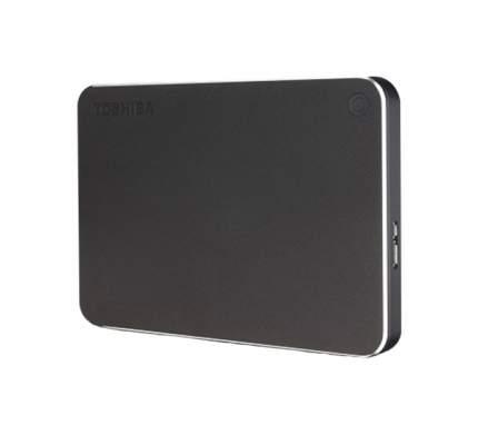 Внешний диск HDD Toshiba Canvio Premium 2TB Grey (HDTW220EB3AA)