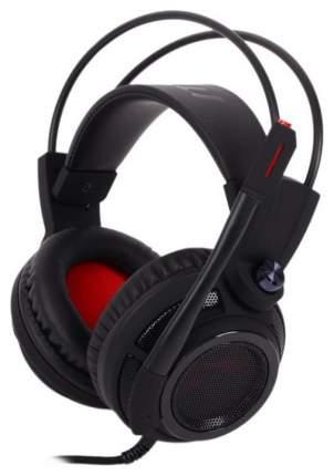 Игровые наушники MSI DS502 Red/Black