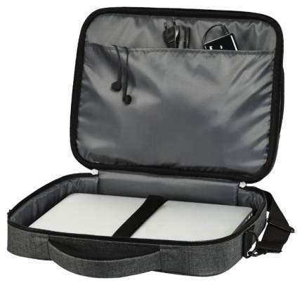 """Сумка для ноутбука 15.6"""" Hama 101576 Business серая"""