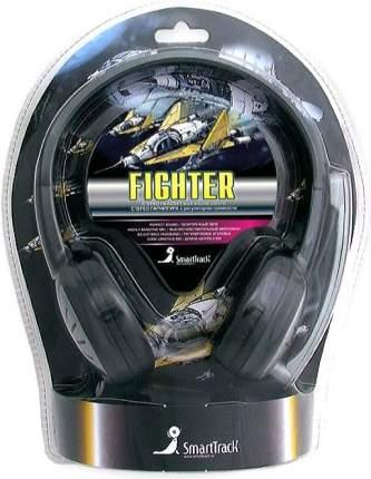Игровые наушники SmartBuy Fighter Black
