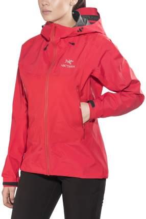 Спортивная куртка женская Arcteryx Beta SL Hybrid, hard coral, XS