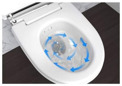 Подвесной унитаз Geberit AquaClean Mera Comfort 146.214.21.1 белый