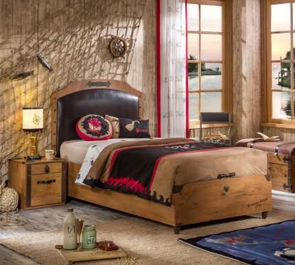Кровать с подъемным механизмом Cilek 100х200 Pirate