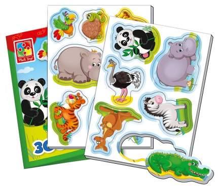 Я расту тойз Мой маленький мир Зоопарк