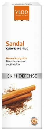 Молочко для лица VLCC Sandal Cleansing Milk 100 мл