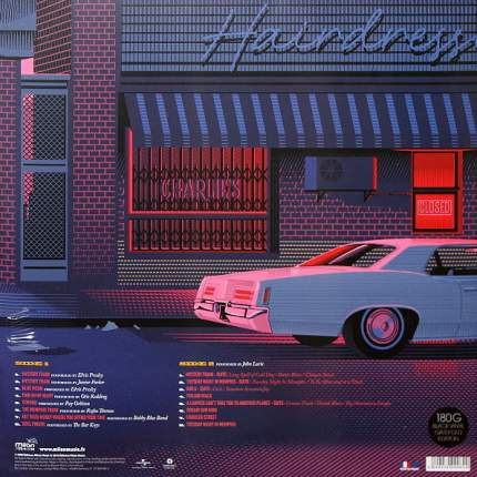 "Виниловая пластинка John Lurie ""Mystery Train"" (LP)"