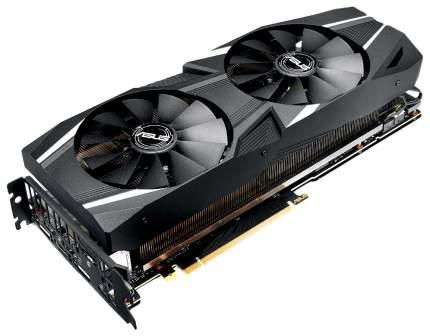 Видеокарта ASUS Dual GeForce RTX 2080 (DUAL-RTX2080-8G)