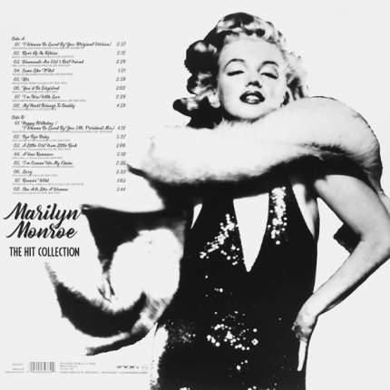 "Виниловая пластинка Marilyn Monroe  ""The Hit Collection (LP)"""