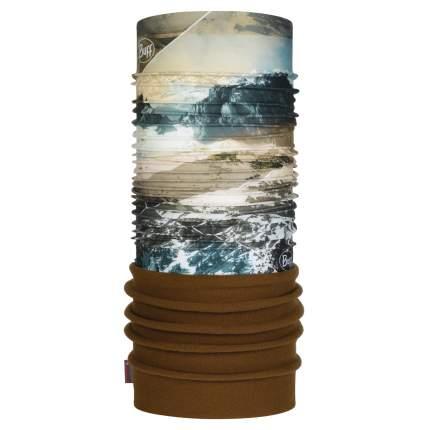 Шарф-труба Buff Mountain Collection Polar, коричневый, One Size