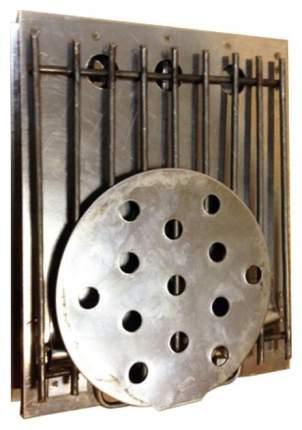 Технолит Мини печь складная в сумке (нерж, сталь)