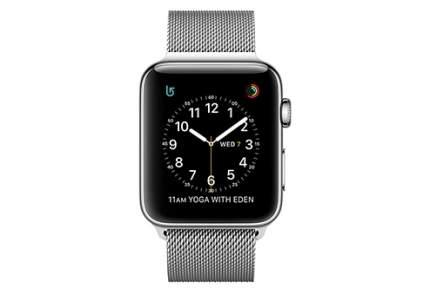 Смарт-часы Apple Watch Series 2 42mm (MNPU2RU/A)