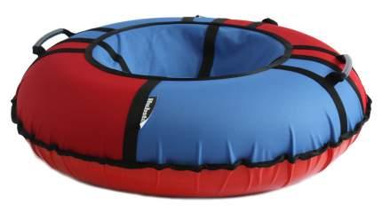 Тюбинг Hubster Хайп красный-голубой 90 см