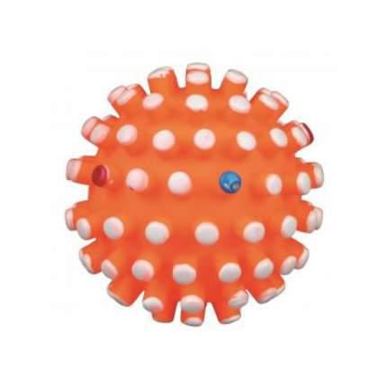 Игрушка-пищалка для собак TRIXIE Мяч-мина из винила, в ассортименте, 6,5 см