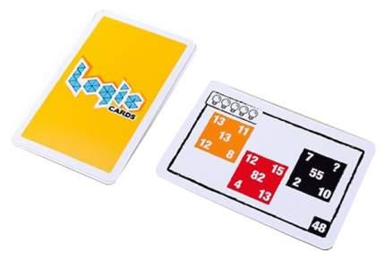 Настольная игра Brain games Логические карточки 2