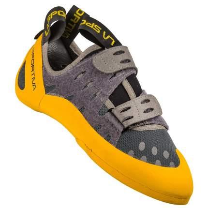 Скальные туфли La Sportiva Geckogym, carbon/yellow, 39 EU