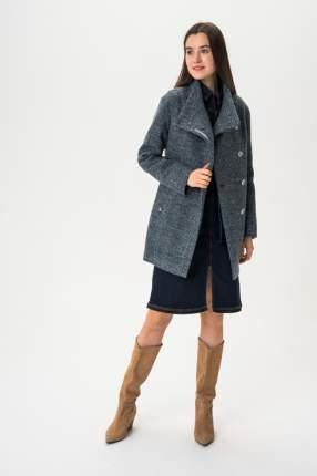 Пальто женское ElectraStyle 3-7004/5-308 серое 40 RU