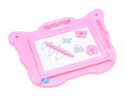 Доска для рисования Наша игрушка Ч/Б Пакет P1838