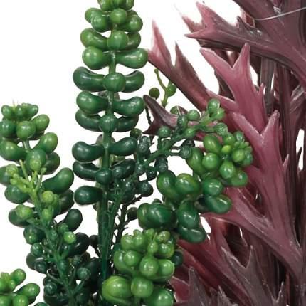 "Набор декор. растений ""Морской бисер и оливковая ламинария"",""Seapearls  kelp olive green"""