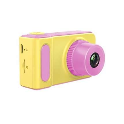 Детский цифровой мини фотоаппарат Lemon Tree Pink