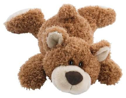 Мягкая игрушка Nici Медведь лежачий коричневый, 20 см